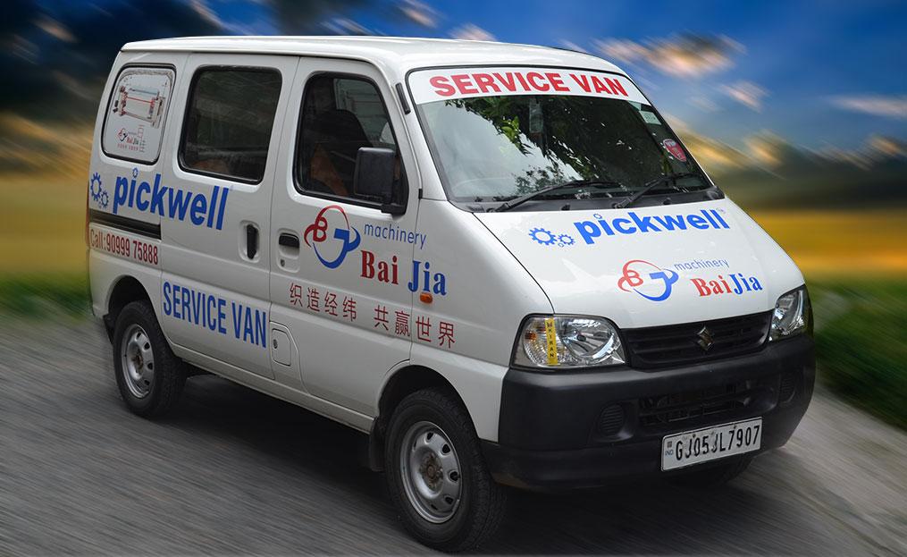 service-van